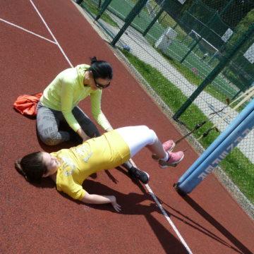 Treningi na świeżym powietrzu