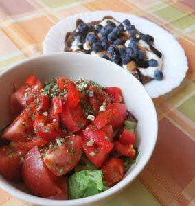 Warzywa do posilku