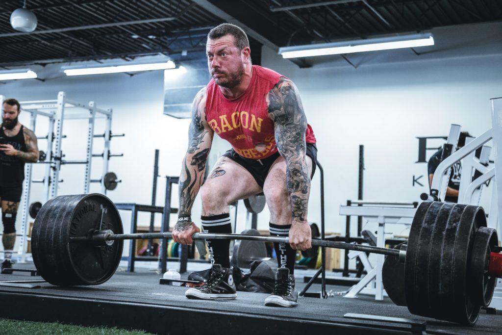 Ciężar, siła i efektywny trening